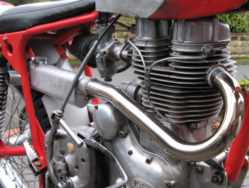 Pcp High Level Exhausts For Classic And Pre 65 Trials